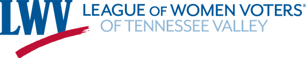 League of Women Voters of Tennessee Valley